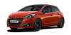 Peugeot 208: Reposabrazos central - Confort - Peugeot 208 Manual del Propietario